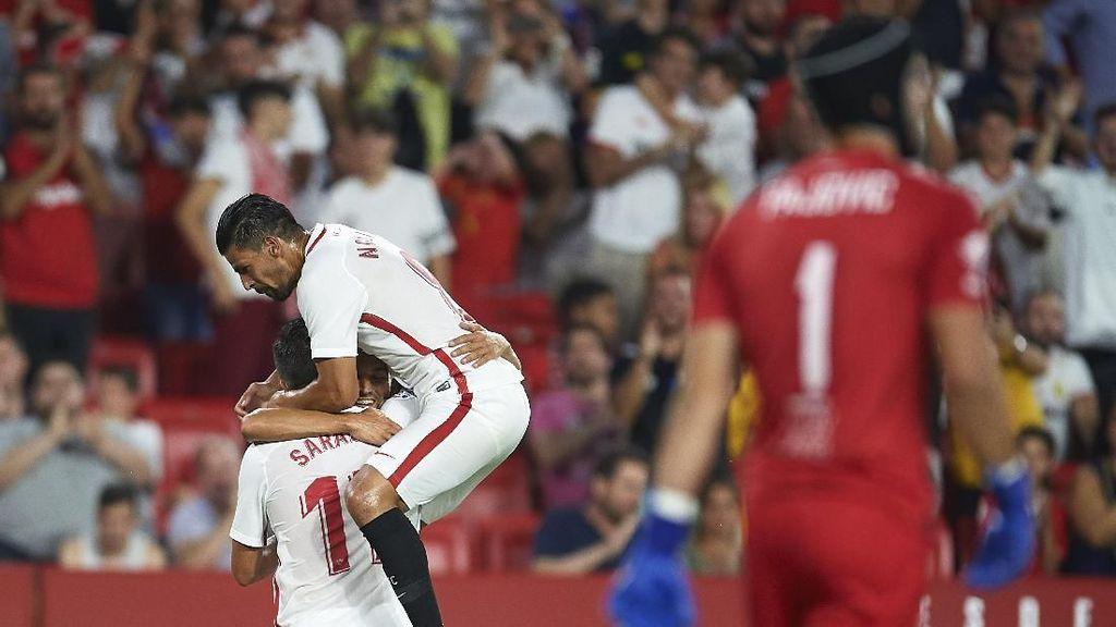 Klasemen Liga Spanyol: Sevilla di Puncak, Barcelona Kedua