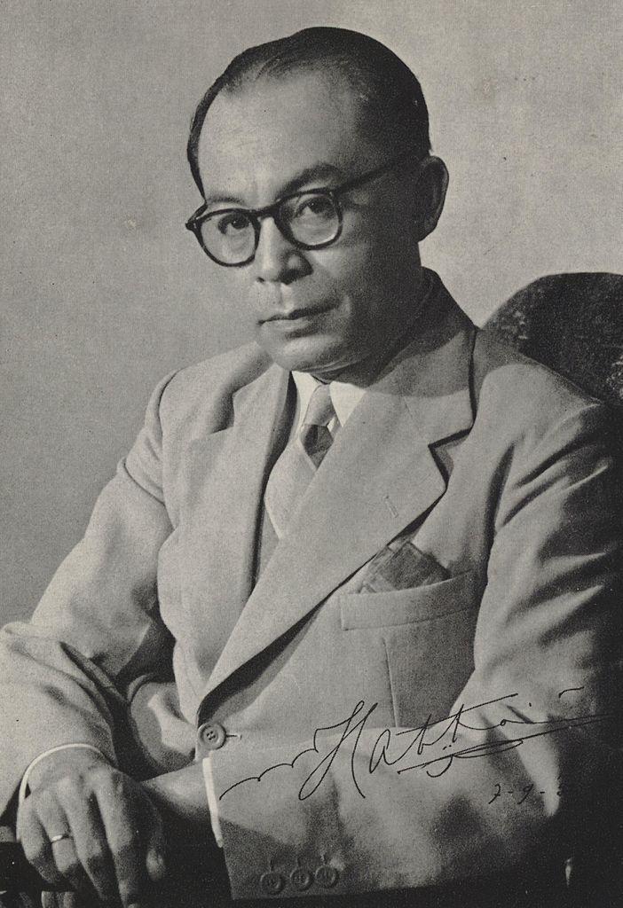 Mohammad Hatta, Wakil Presiden RI Pertama