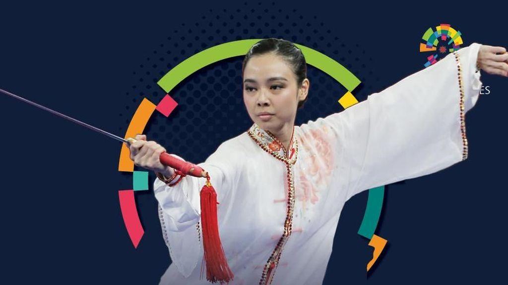 Seperti Lindswell Kwok, Para Selebriti Beken Ini Juga Latihan Wushu