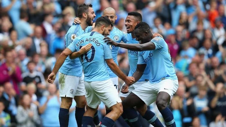 Klasemen Liga Inggris: Manchester City di Posisi Teratas
