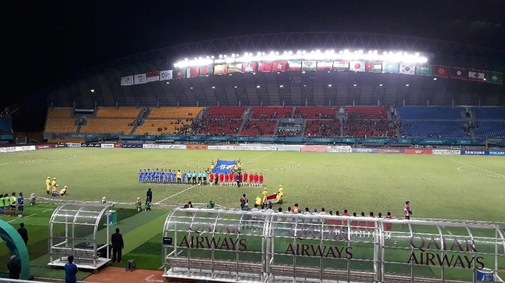 Sepakbola Putri, China Taipei Bungkam Indonesia dengan Skor 4-0