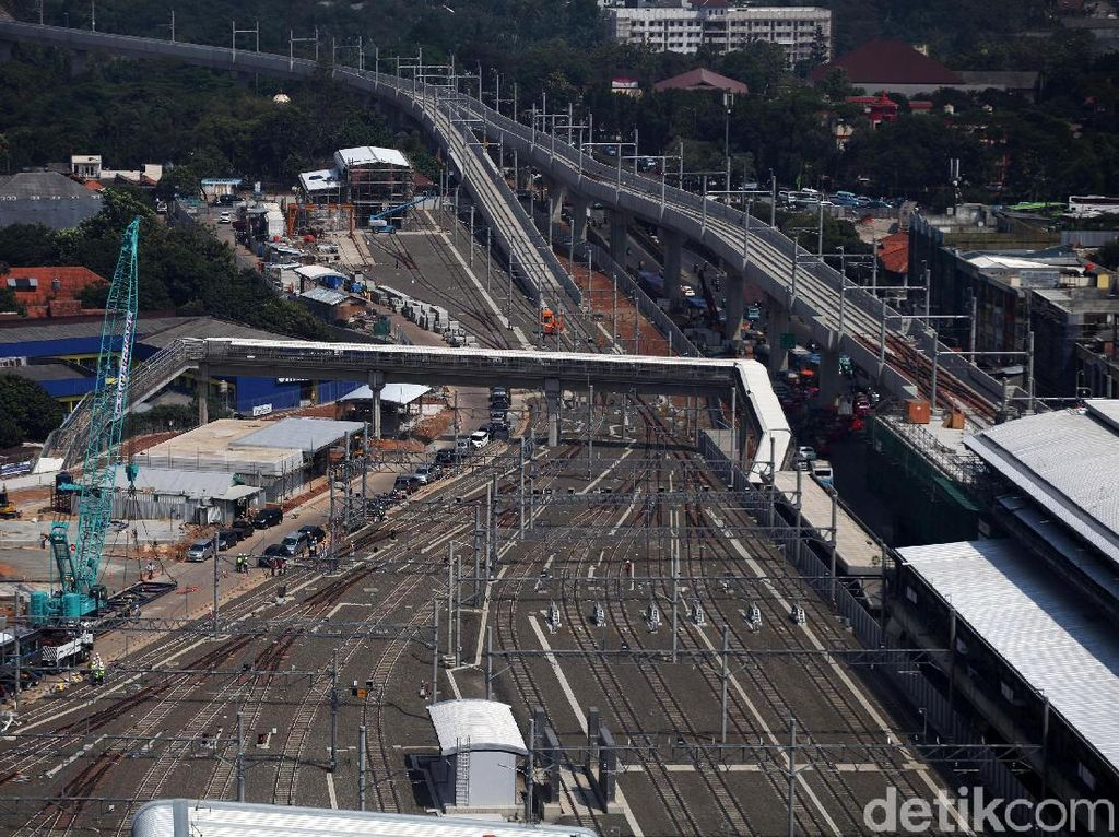 Jakarta Bakal Dikelilingi MRT 150 Km di 2030