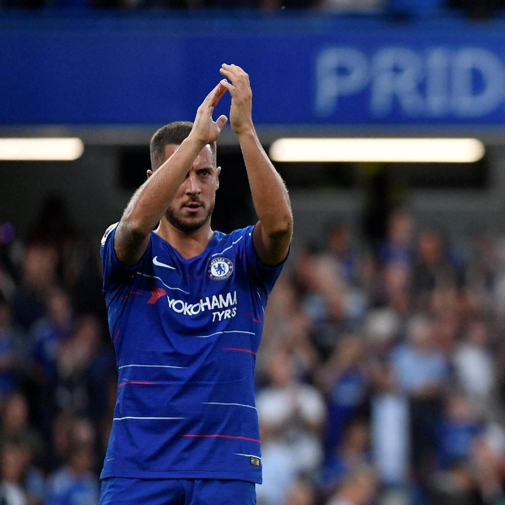 Chelsea Tanpa Hazard, Luiz, dan Kovacic di Liga Europa