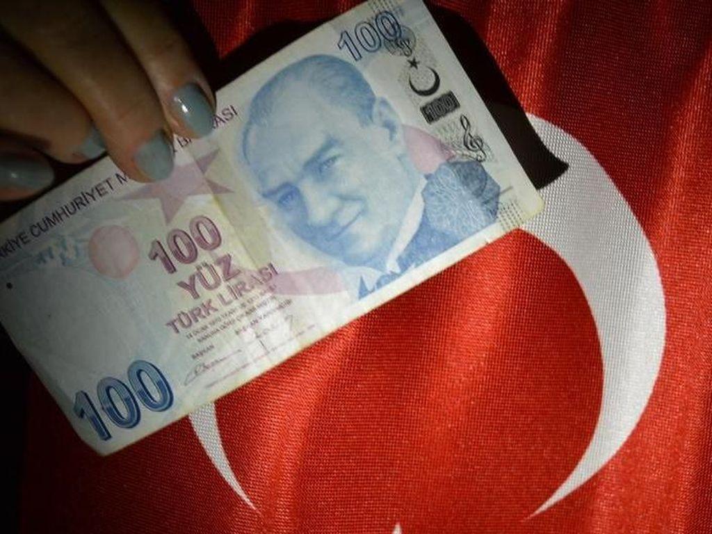 Tertinggi Dalam 15 Tahun, Inflasi Turki Sentuh 25%