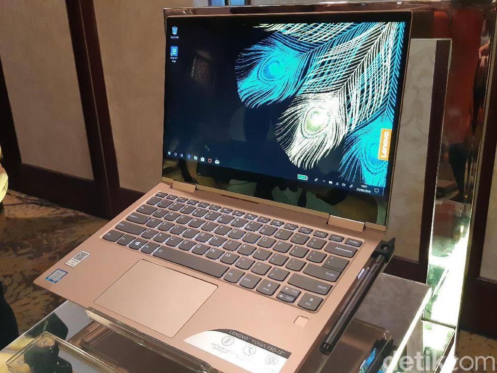 Perkuat Lini Premium, Lenovo Luncurkan Yoga 730