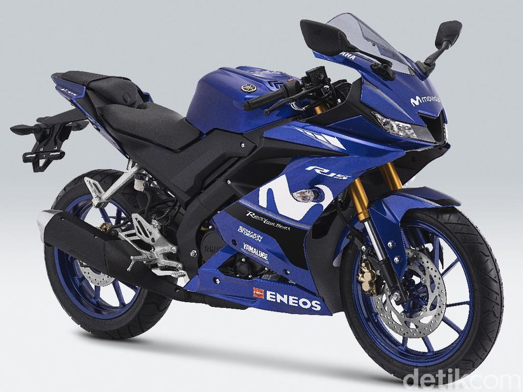 Trio Motor Yamaha ala MotoGP