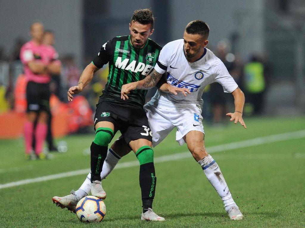 Sassuolo Masih Jadi Mimpi Buruk Inter