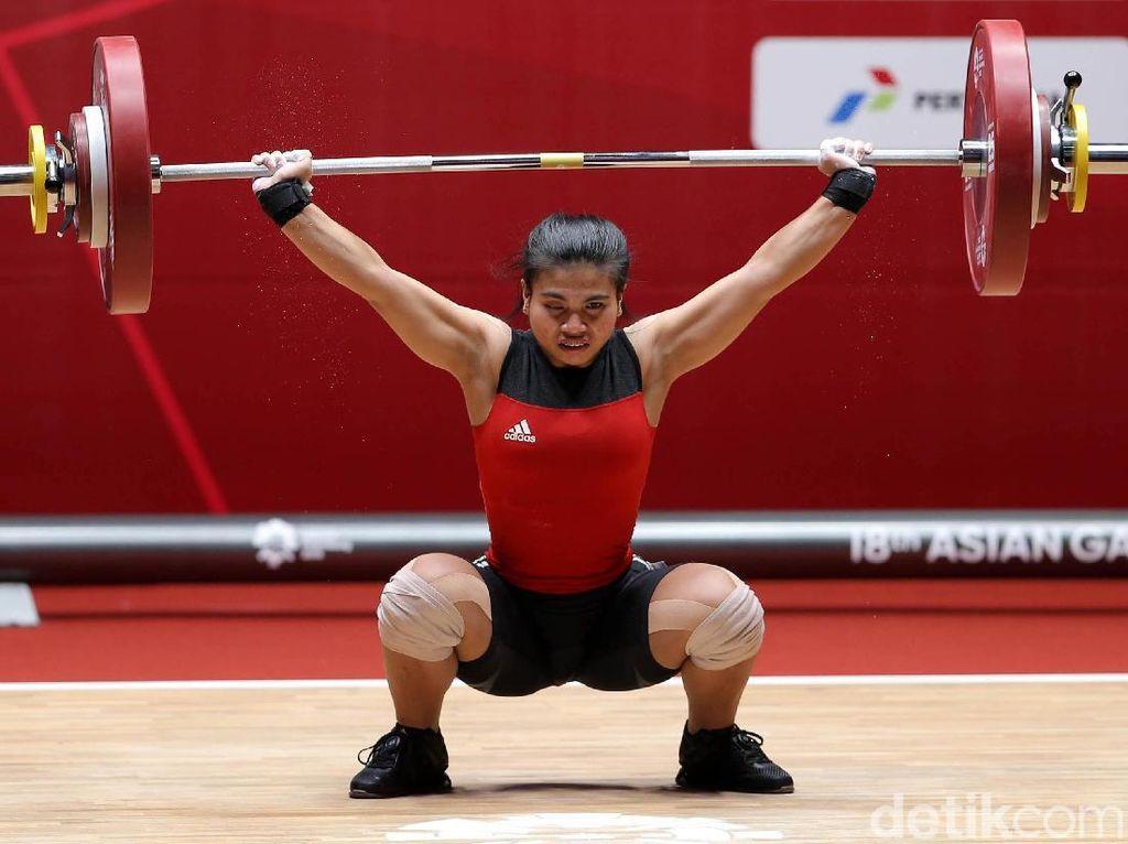 Usai Asian Games, Sri Wahyuni Langsung Fokus Olimpiade 2020