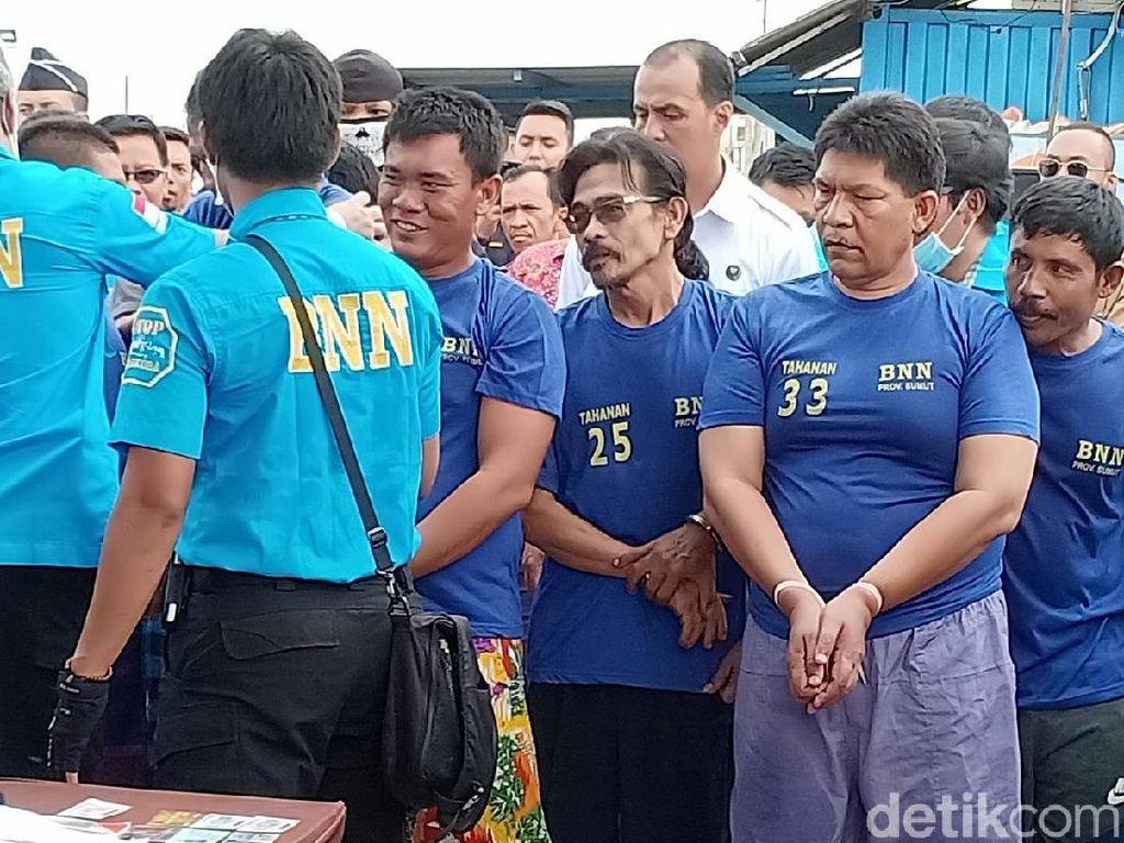 Vonis Bandar Sabu Eks Anggota DPRD Langkat Diperberat Jadi Seumur Hidup