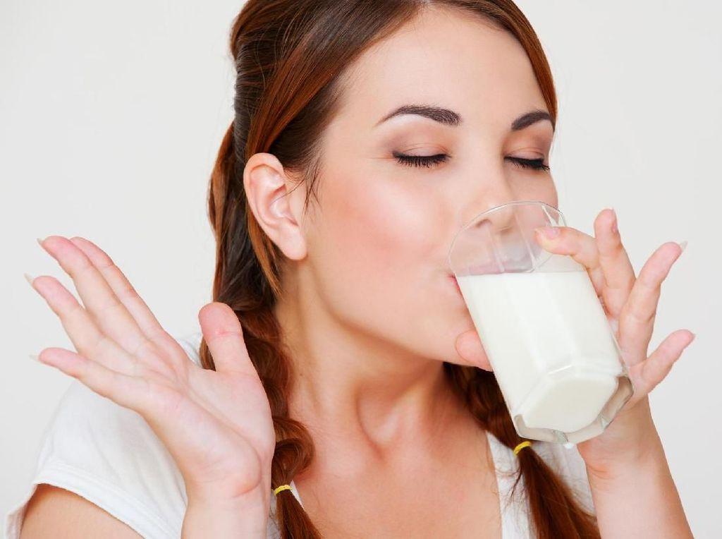 Minum Susu Bisa Bikin Gampang Ingusan? Ini Kata Studi