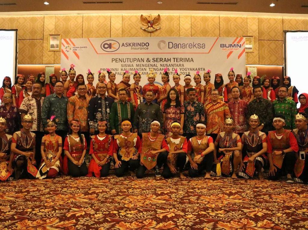 Penutupan Siswa Mengenal Nusantara