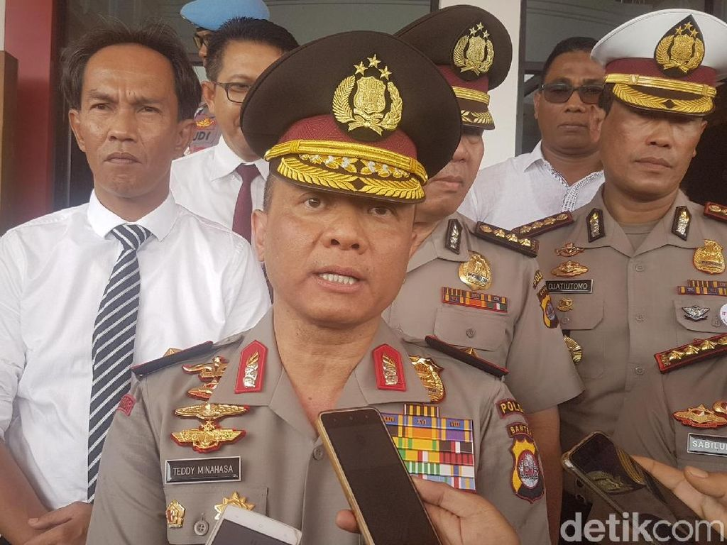 Polisi di Banten yang Pungli Rp 175 JutaTerancam Diturunkan Pangkat