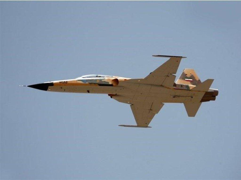 Canggihnya Kowsar, Jet Tempur Terbaru Buatan Iran