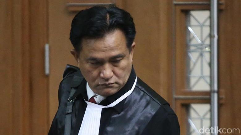 Yusril jadi Lawyer Jokowi-Ma'ruf, Ngabalin: Ahlan Wa Sahlan, Brother!