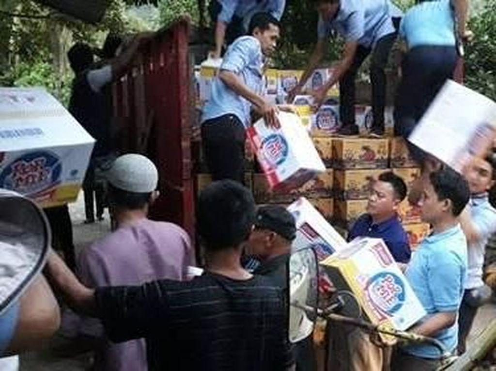 Lombok Terus-Menerus Dilanda Gempa, Transmart Mataram Siaga Peduli