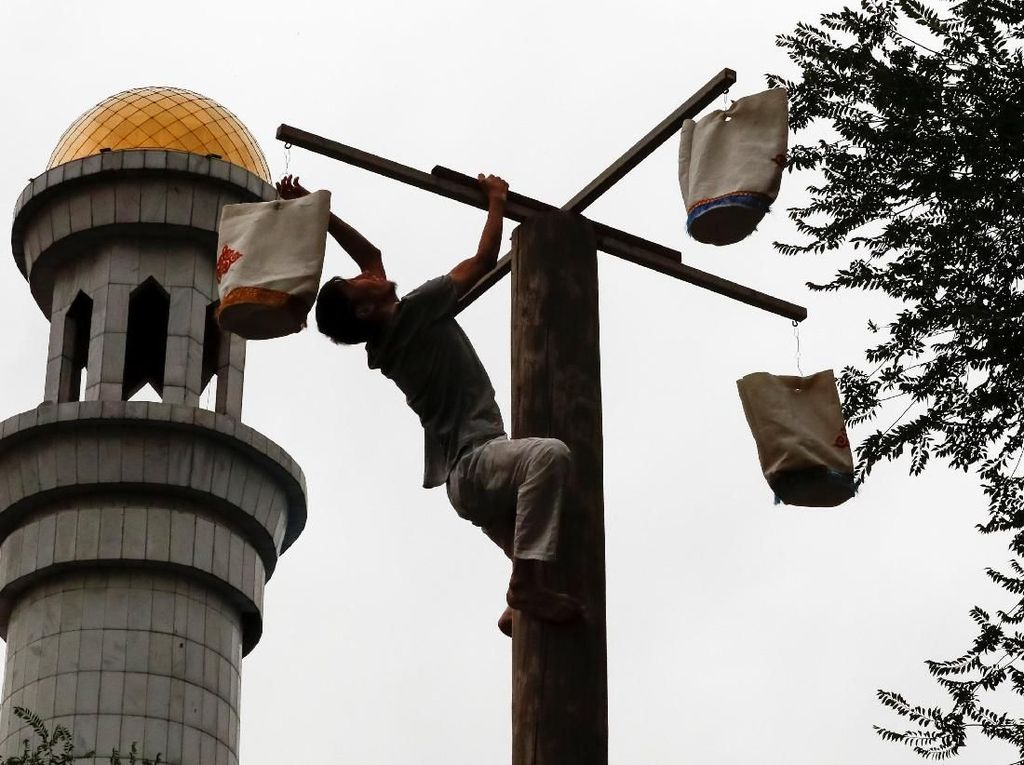 Momen Perayaan Idul Adha di Berbagai Negara di Dunia