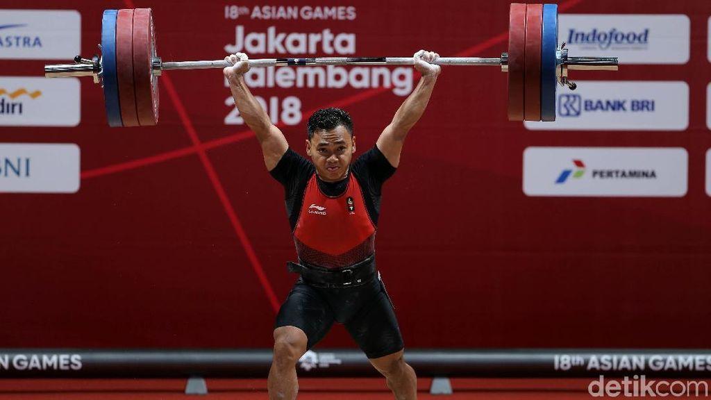 Beda Kuota PABBSI dan Kemenpora soal Lifter ke Kualifikasi Olimpiade 2020