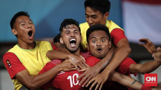 Menurut Evan Dimas, semua pemain Timnas Indonesia merupakan nyawa tim.