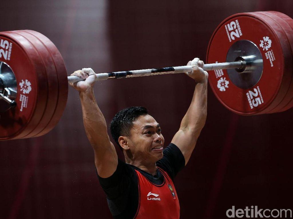 PABBSI Target Loloskan 5 Lifter ke Olimpiade 2020 Tokyo