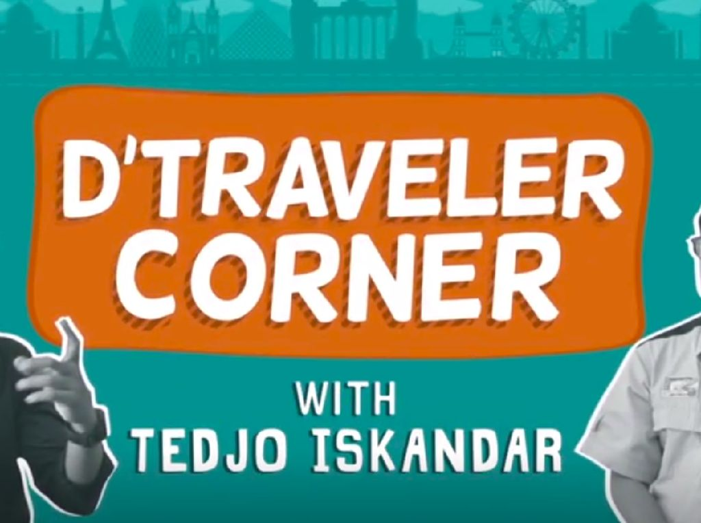 Kenalan Sama Tedjo Iskandar, Tour Leader Senior Indonesia