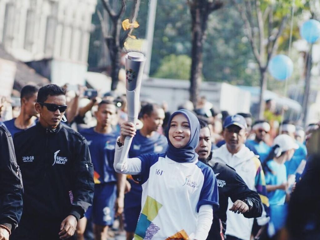 Selain Atlet, Desainer Indonesia Juga Unjuk Gigi di Asian Games 2018
