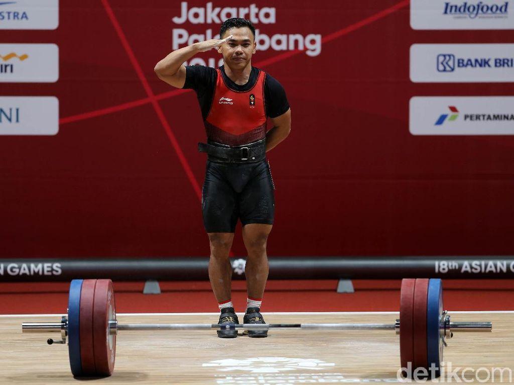 PABBSI Turunkan 8 Lifter ke Kejuaraan Asia Angkat Besi