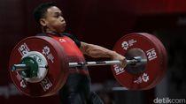 Olimpiade 2020 Mundur, Bagaimana PABSI Jaga Kondisi Eko Yuli?
