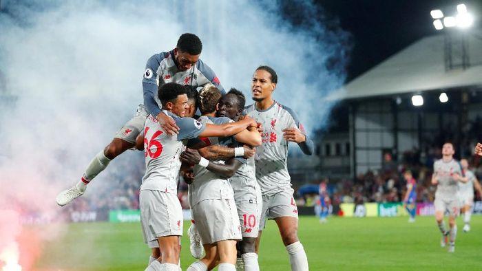 Liverpool ditunggu jadwal neraka di bulan September. (Foto: Eddie Keogh/REUTERS)