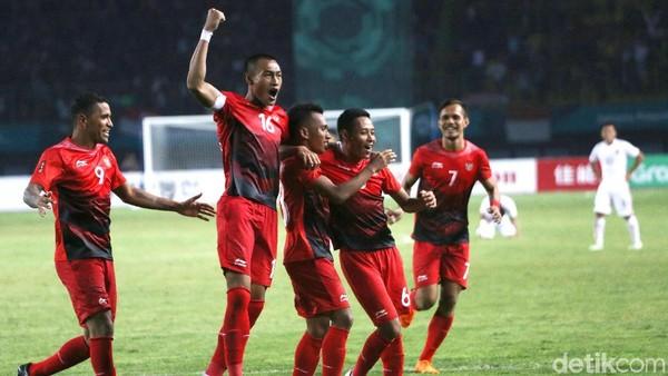 Prediksi 16 Besar Sepakbola Asian Games 2018: Indonesia vs UEA