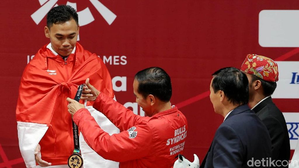 Perolehan Medali Indonesia dan Klasemen Medali Asian Games 2018