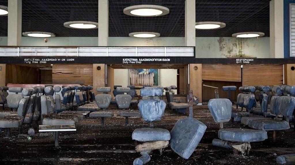 Foto: 5 Bandara Hantu di Dunia