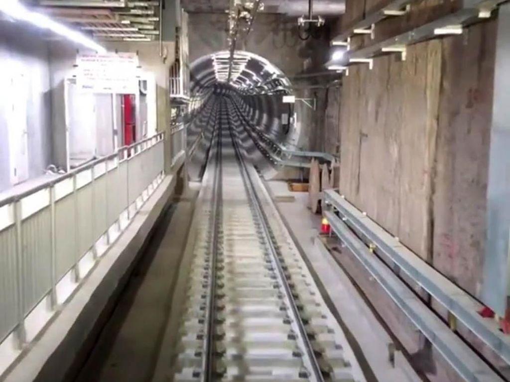 MRT Mau Ngebor Terowongan dari HI ke Harmoni, Siap-siap Cek Lalin