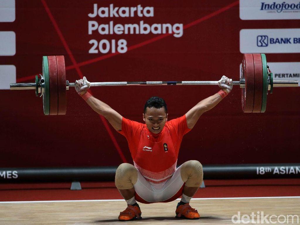Triyatno Gagal Raih Medali