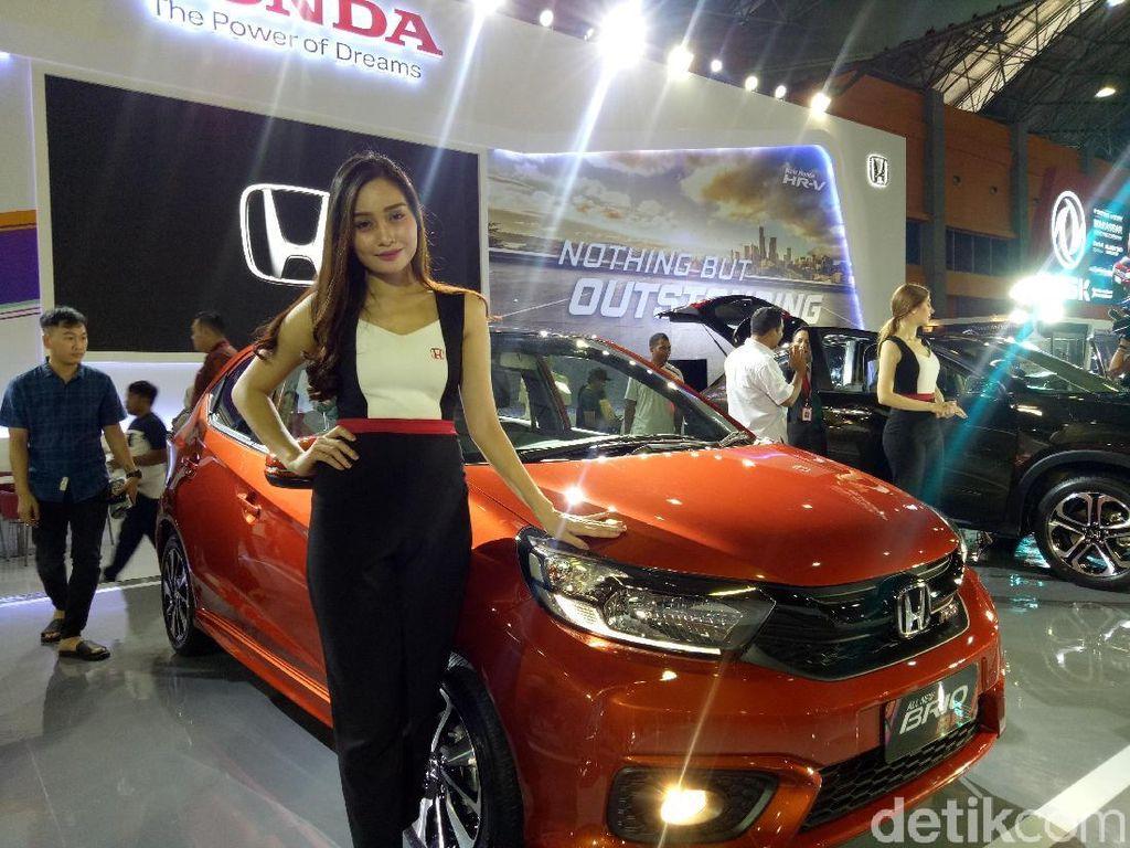 Honda Brio Terbaru Meluncur di Makassar