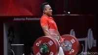 Lifter Triyatno di Antara Ramadhan dan Kejuaraan Asia