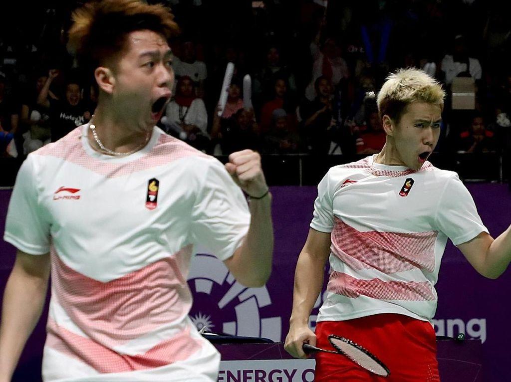 Ini Kunci Kemenangan Kevin/Marcus di Final Jepang Terbuka