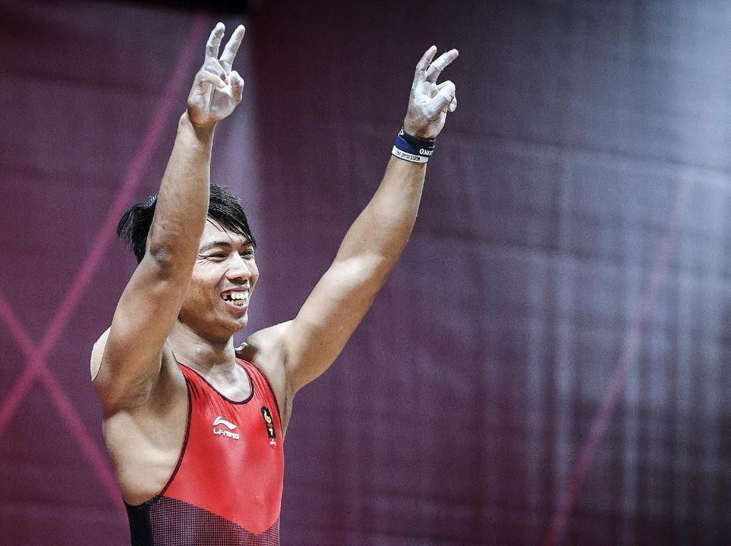 Deni dkk ke Kejuaraan Asia Angkat Besi di Ningbo: Man Jadda Wajada