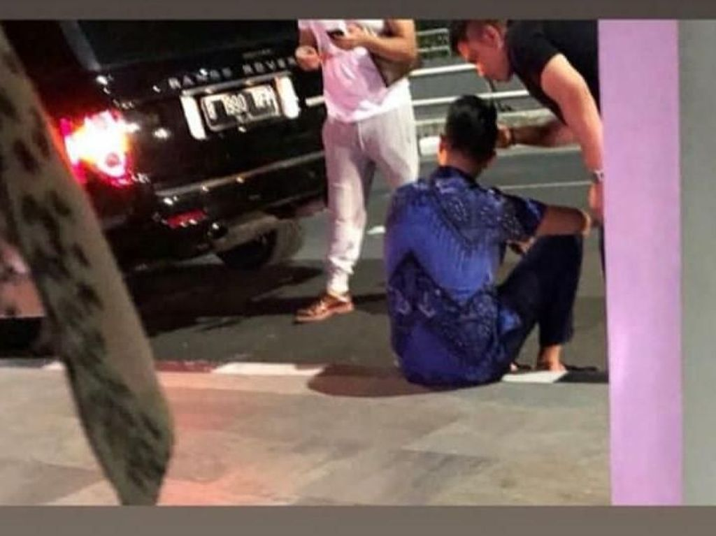 Foto-foto Penangkapan Richard Muljadi Usai Pakai Kokain di SCBD