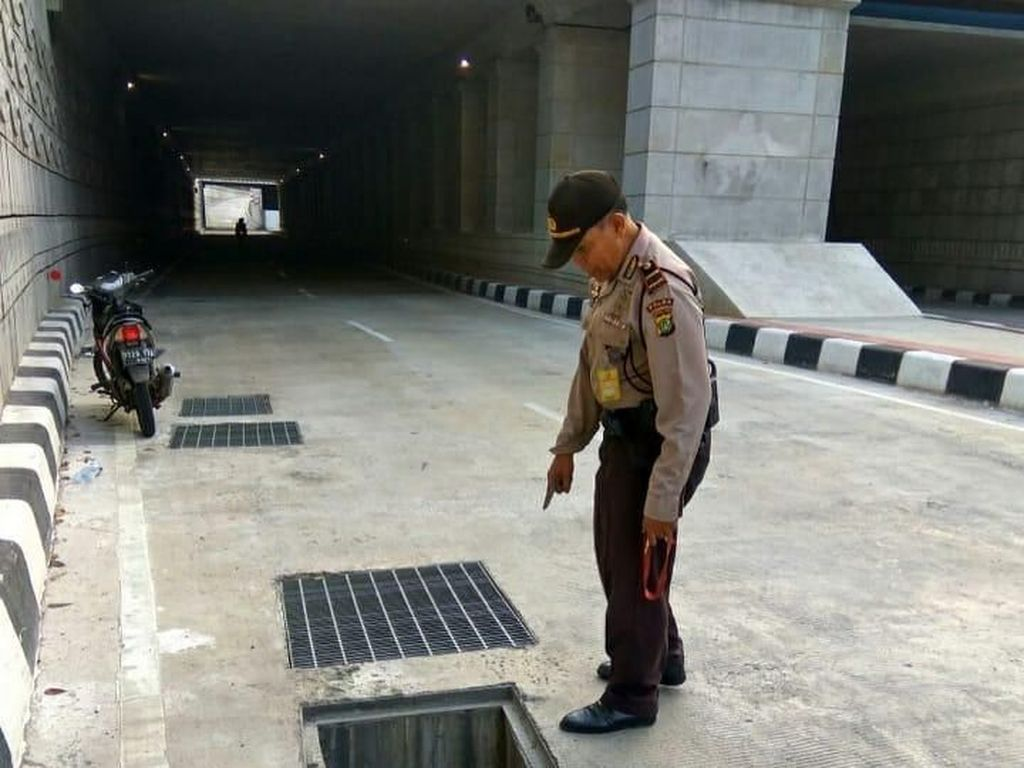 Tutup Gorong-gorong 3 Kali Raib, PPP DKI: Bina Marga Ceroboh