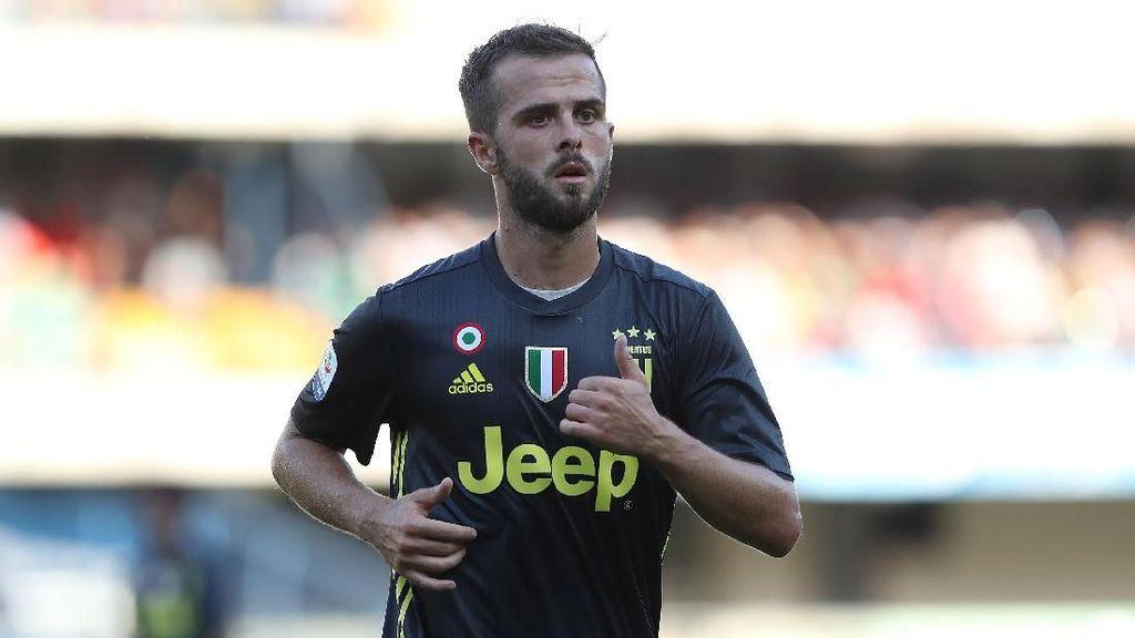 Juventus Perpanjang Kontrak Miralem Pjanic