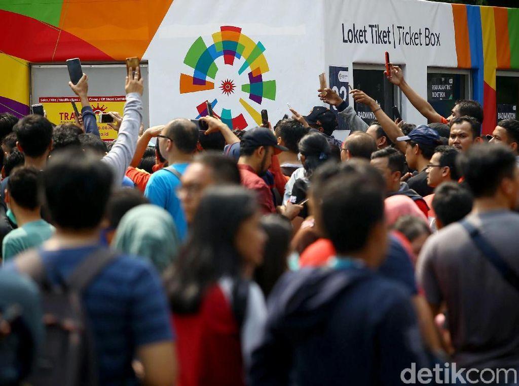 Sulit Dapat Tiket Closing Ceremony Asian Games, Netizen Kecewa