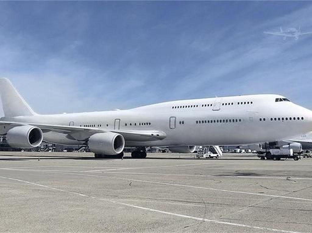Dijual Rp 8 Triliun, Begini Mewahnya Pesawat Kerajaan Qatar