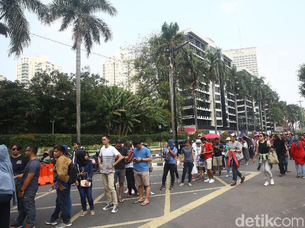 Tribune di Venue Asian Games Kosong, OCA Sempat Surati INASGOC