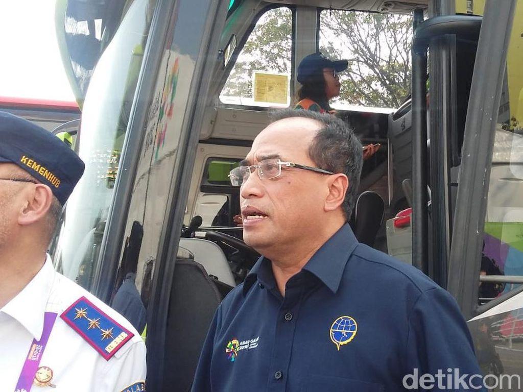 Batal ke Bogor, Menhub Langsung ke Palu Siang Ini