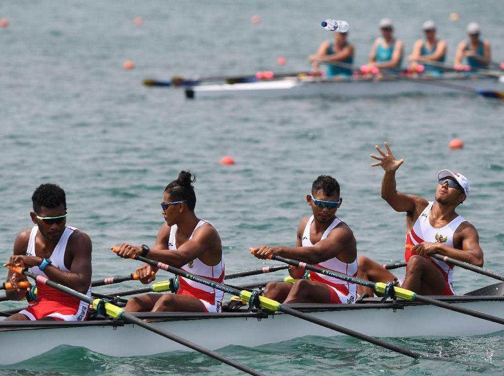 Jelang Olimpiade 2020, Tim Dayung Hadapi Kendala dalam Latihan