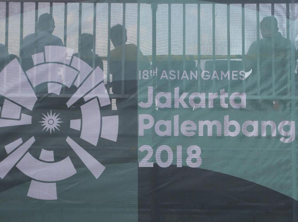 Perolehan Medali Indonesia dan Klasemen Asian Games 2018 Sejauh Ini