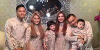 Keluarga Anang dan Ashanty