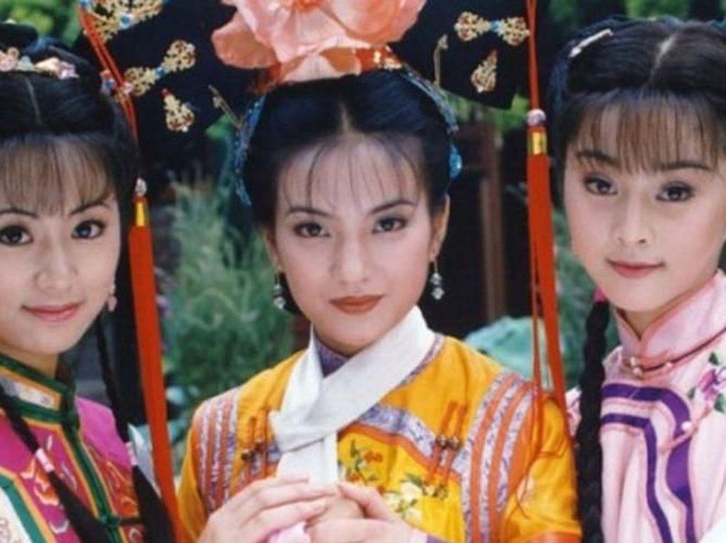 Cantiknya Nggak Luntur! Rahasia Awet Muda Xia Ziwei Putri Huan Zhu