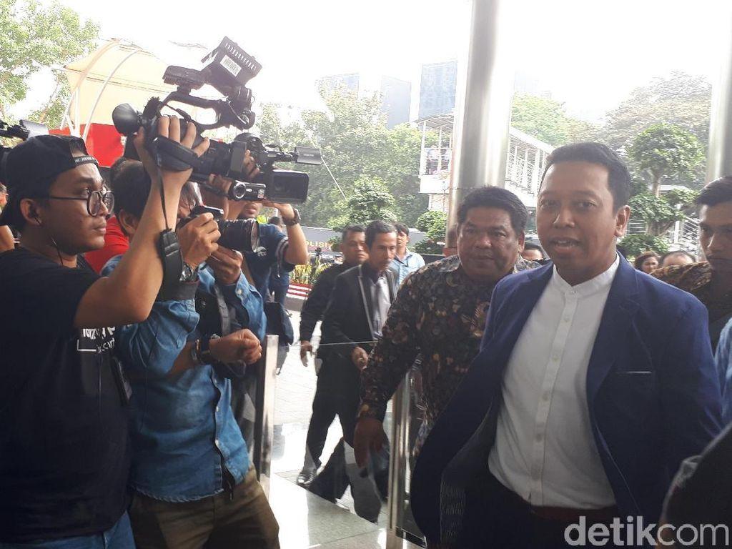 KPK Periksa Ketum PPP soal Aliran Dana Kasus Mafia Anggaran