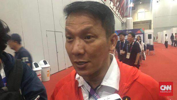 Dirdja Wihardja mengakui ada kesalahan dalam komunikasi jelang Triyatno tampil.